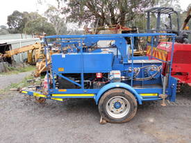 50Kn cable winch , 2cydiesel , 2012 model 187hrs ,