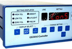 Weight/Set-Point Controller: GS3850