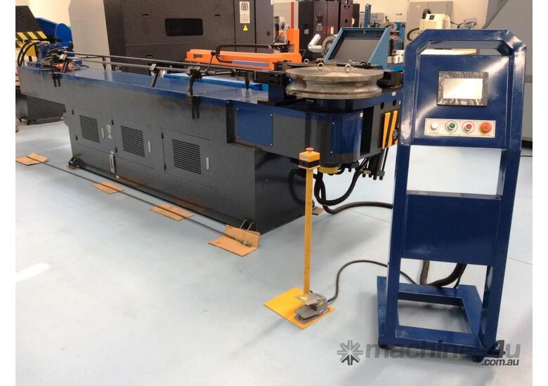 MASTERBEND MB-76A | CNC TOUCH SCREEN | 76MM OD CAPACITY | MANDREL | TUBE BENDER