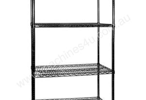 F.E.D. B24/42 Four Tier Shelving