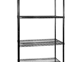 F.E.D. B24/42 Four Tier Shelving - picture0' - Click to enlarge