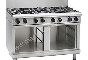Waldorf 800 Series RN8800G-CB - 1200mm Gas Cooktop