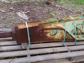 HYDRAULIC ROCK BREAKER MONERBERT