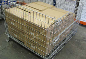 Pallet Cage Wire Mesh Bulk Purchase