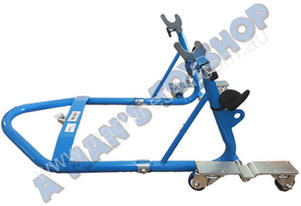 MOTORBIKE  REAR WHEEL STAND  340KG