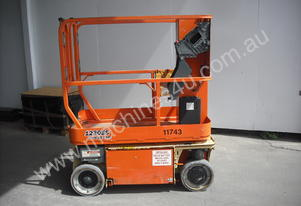 Jlg VERTICAL LIFT