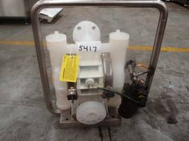 Diaphragm Pump - In/Out:25mm Dia. - picture0' - Click to enlarge