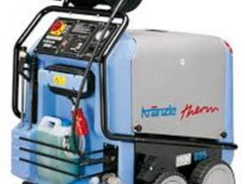 Kranzle Therm .895 Hot Water 415v 3 phase Pressure Cleaner - picture0' - Click to enlarge