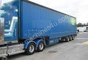 Stonestar Semi Curtainsider Trailer