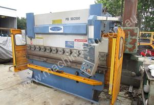 Steelmaster Press Brake Model SM-PB 50 Ton