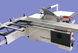 Outstanding value!. PRIMA 2500mm Panel Saw. Cast saw unit, precise sliding table,