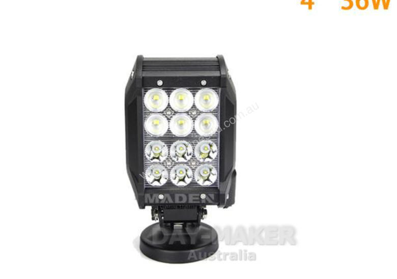 "New Day-maker Australia Lighting for sale - 4"" 36W Quad Row LED Light ..."