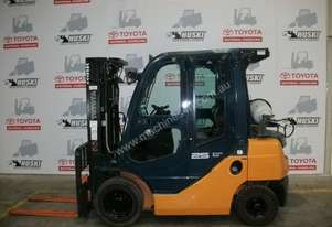 Toyota 32-8FG25 Container Mast Forklift- Melbourne