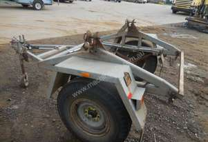 Techmark Cable Drum Trailer