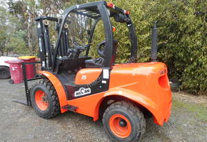 Forklifts All Terrain's