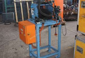 HYDRAULIC RAM PRESS MACHINE BENCH