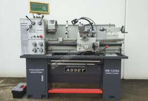 New Steelmaster Lathe and accessories