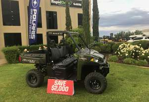 Polaris Ranger Diesel 1000 HD - SAVE $2000