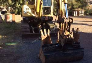 Hyundai R55-7 Excavator for Sale 5 ton Cab Air
