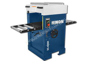 Rikon 400mm spiral head thicknesser