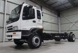Isuzu FVR950 Cab chassis Truck