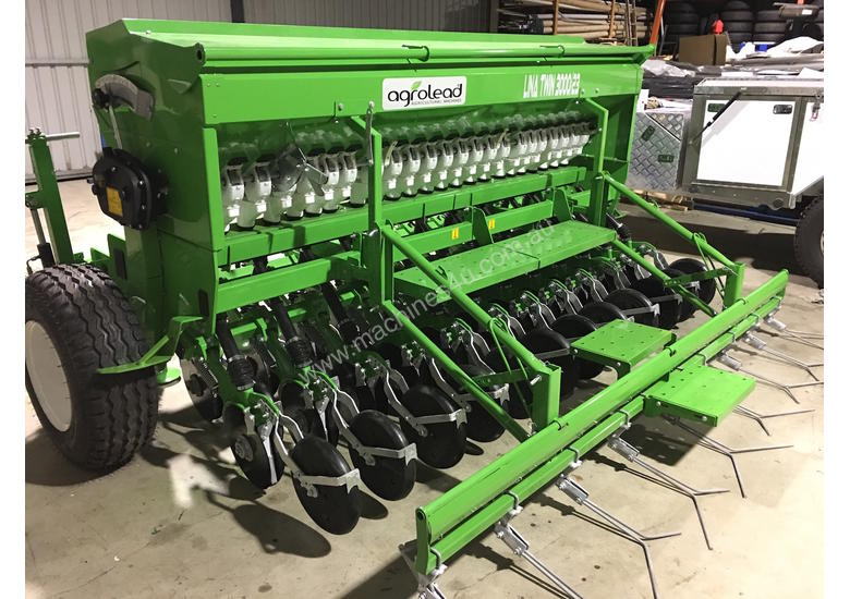 new 2017 agrolead agrolead seed drill seeder in warragul vic price 16 800. Black Bedroom Furniture Sets. Home Design Ideas