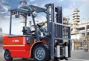 HELI EXPLOSION PROOF ELECTRIC FORKLIFTS