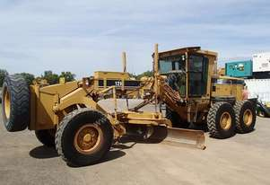 Caterpillar 12H Artic Grader Grader