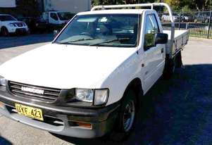 2 Holden Rodeo Utes to be sold at Onsite Auction