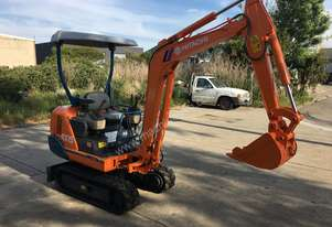 Mini Excavator not to miss out Hitachi EX15-1