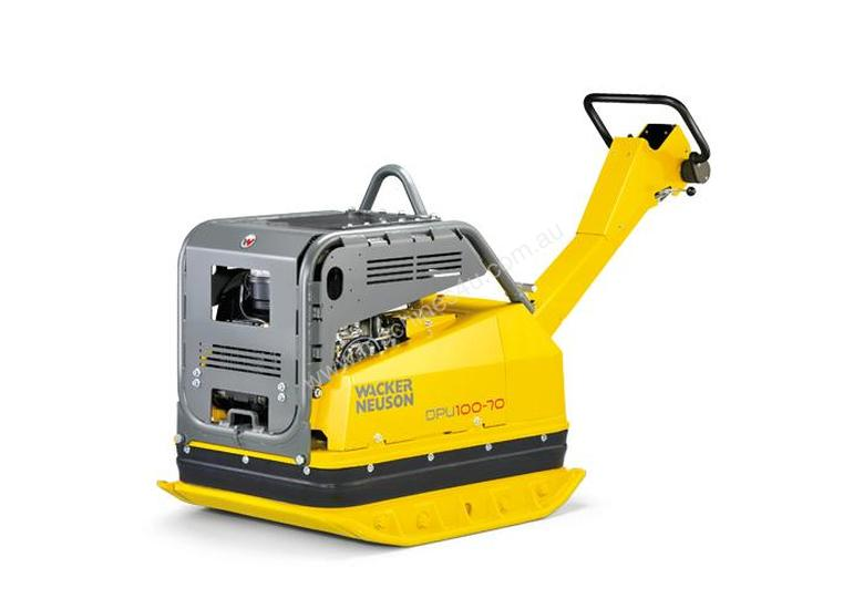 NEW : 700KG REVERSIBLE PLATE COMPACTOR FOR HIRE
