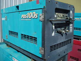 AIRMAN PDS100S COMPRESSORS - picture1' - Click to enlarge