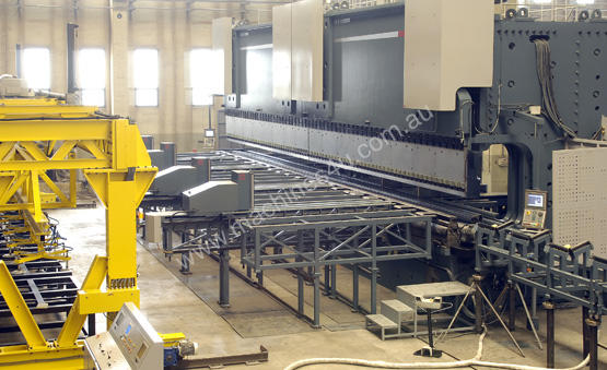 Durma Custom Designed Press Brake