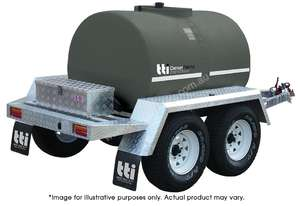 DieselPatrol 1200L - On Road Trailer, Dual Axle