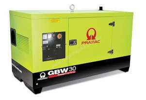 Pramac 32 kVA Three Phase Perkins Diesel Generator