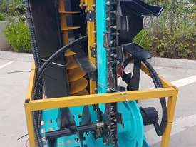 Trencher attachments  - picture3' - Click to enlarge