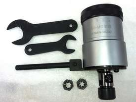 Tapping Chuck Reversible Head Adjustable Clutch Metex M5 to M12/B16-MT3/MT2/MT4 Arbor - picture0' - Click to enlarge