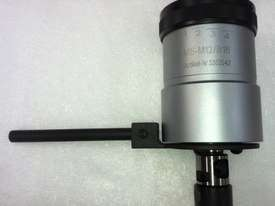 Tapping Chuck Reversible Head Adjustable Clutch Metex M5 to M12/B16-MT3/MT2/MT4 Arbor - picture6' - Click to enlarge