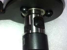 Tapping Chuck Reversible Head Adjustable Clutch Metex M5 to M12/B16-MT3/MT2/MT4 Arbor - picture8' - Click to enlarge