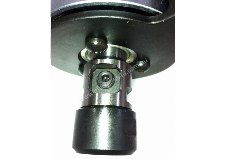Tapping Chuck Reversible Head Adjustable Clutch Metex M5 to M12/B16-MT3/MT2/MT4 Arbor