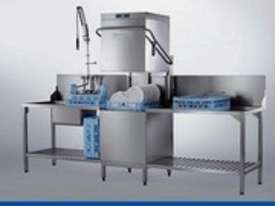 HOBART PROFI AM900 Pass Through Dishwasher - picture1' - Click to enlarge