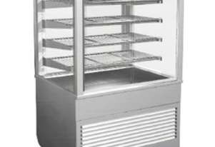 Cossiga SD4HT9 Dimension Square Profile Heated Food Display