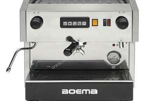 Boema Caffe CC-1V10A 1 Group Volumetric Espresso Machine