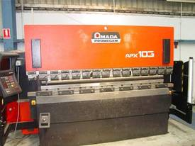 Amada APX103 Upstroking Press Brake - picture0' - Click to enlarge