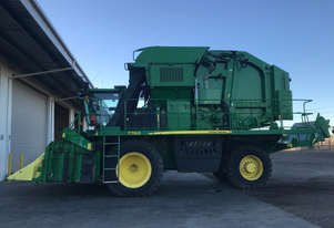 John Deere 7760 Cotton Picker/Stripper Harvester/Header