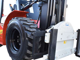 HELI 3.5T All Terrain Diesel Forklift Buggy with Rotator FOR SALE - picture6' - Click to enlarge