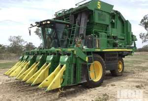 2011 John Deere 7760 Cotton Picker