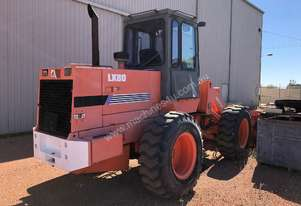 Hitachi   LX80 Wheel Loader