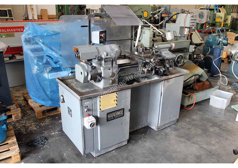 Used Lathes Engine Lathe For Sale Precision Lathes Tool Room >> Used Hardinge Hlv H Precision Lathes In Listed On Machines4u