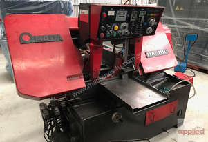 Amada HA-400 Automatic Metal Cutting Bandsaw